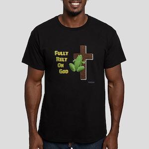 FROG Men's Fitted T-Shirt (dark)