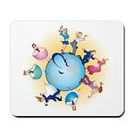 Dance The World Mousepad