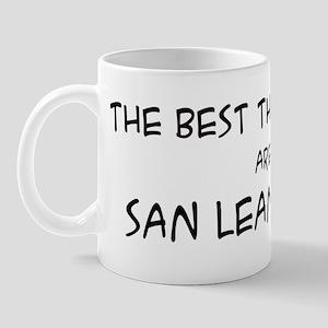 Best Things in Life: San Lean Mug