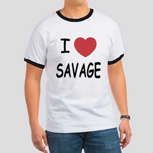 I heart savage Ringer T