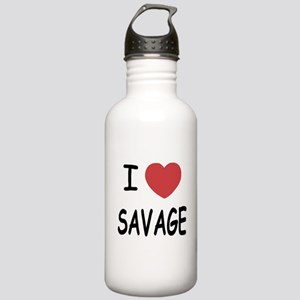 I heart savage Stainless Water Bottle 1.0L