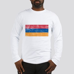 Armenia Flag Long Sleeve T-Shirt