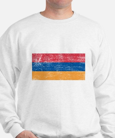 Armenia Flag Sweatshirt