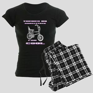 Chopper Bicycle Women's Dark Pajamas