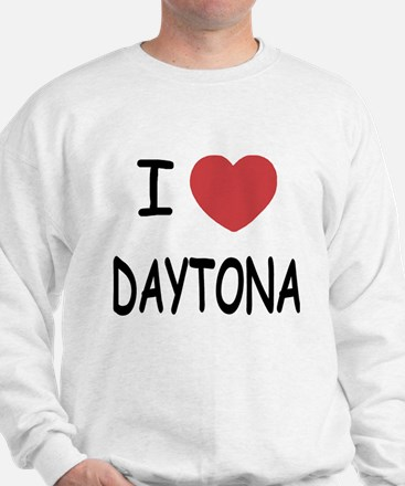 I heart daytona Sweatshirt