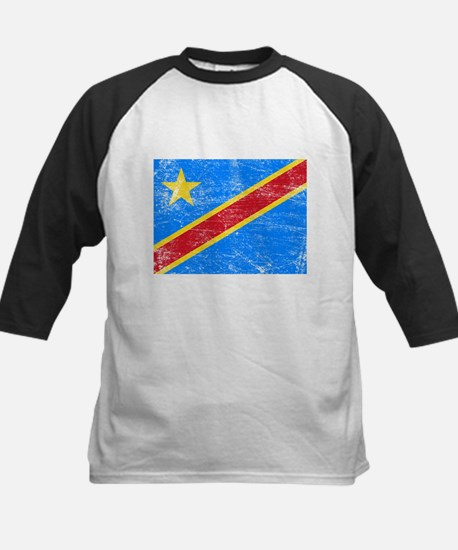 Democratic Republic of the Co Kids Baseball Jersey