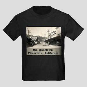 Old Hangtown Kids Dark T-Shirt
