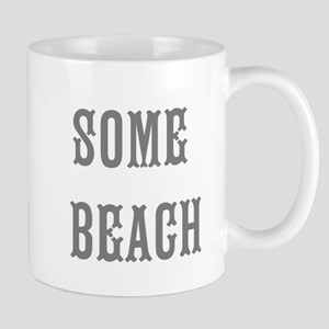 some beach Mugs