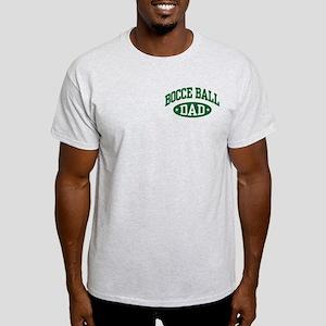 Bocce Ball Dad Light T-Shirt
