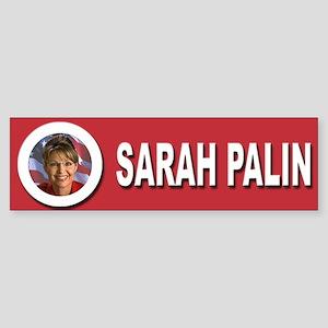 Sarah Palin Sticker (Bumper)