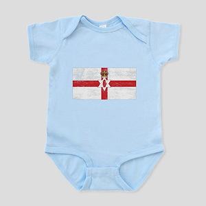 Northern Ireland Ulster Banne Infant Bodysuit