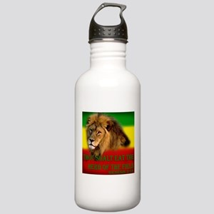 Rastafarian Lion Stainless Water Bottle 1.0L