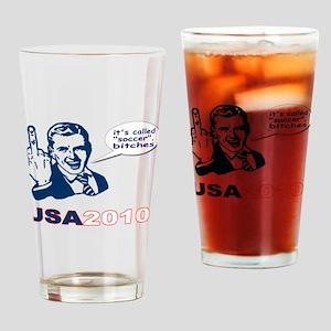 USA 2010 Pint Glass