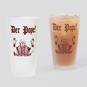 Der Pope! Pint Glass