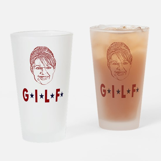 G.I.L.F. Pint Glass