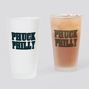 Phuck Philly 1 Pint Glass