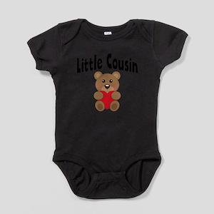 Little Cousin Teddy Bear Body Suit