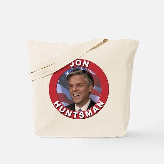 Jon Huntsman Tote Bag