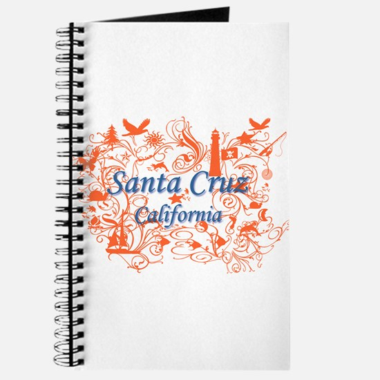 Cute Santa cruz Journal