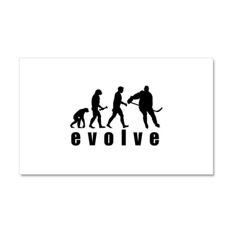 Evolve Hockey Car Magnet 12 x 20