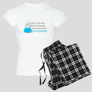 Precipitate Women's Light Pajamas