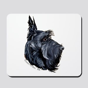 Scottish Terrier Alert! Mousepad