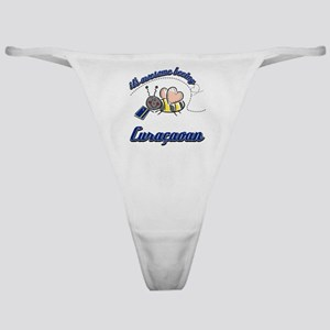 Awesome Being Curacaoan Classic Thong