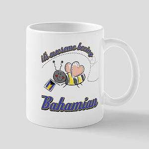 Awesome Being Bahamian Mug