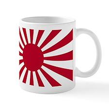 Japanese Rising Sun Flag Mug