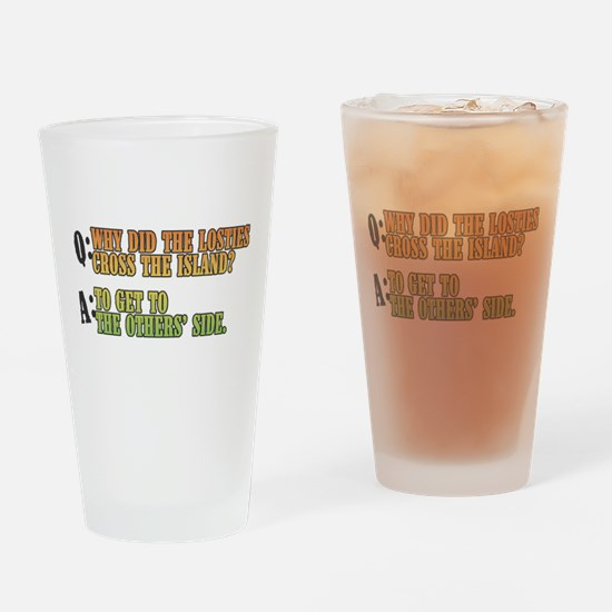 The Others' Side Pint Glass