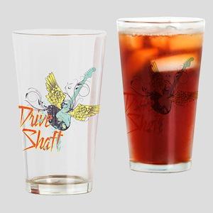 Rock Drive Shaft Pint Glass