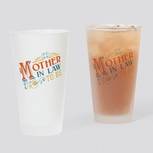Warm Mother in Law Pint Glass