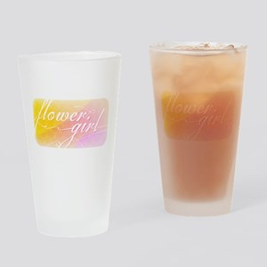 Lavish Luxe Flower Girl Pint Glass