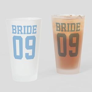 Blue Bride 09 Pint Glass