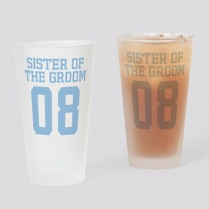 Sister of the Groom 08 Pint Glass