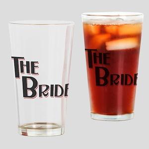 Fairground Deco Bride Pint Glass