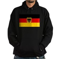 German Government Flag Hoodie (dark)