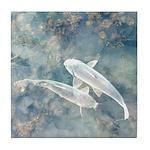 Skyfish Tile Coaster