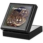 Douroucouli keepsake box