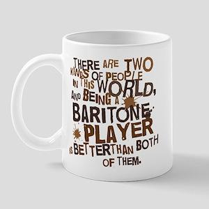 Baritone Player (Funny) Gift Mug