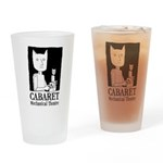 Barecats Pint Glass