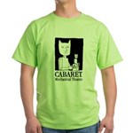 Barecats Green T-Shirt
