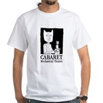Barecats White T-Shirt