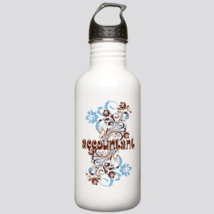 Accountant Gift Career Stainless Water Bottle 1.0L
