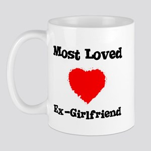 Most Loved Ex-Girlfriend Mug