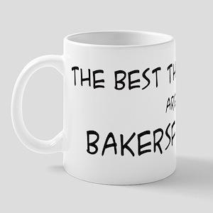 Best Things in Life: Bakersfi Mug