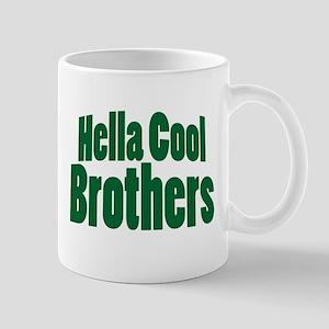 Hella Cool Brothers Mug