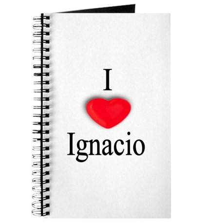 Ignacio Journal