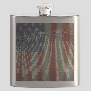 Patriotism Flask