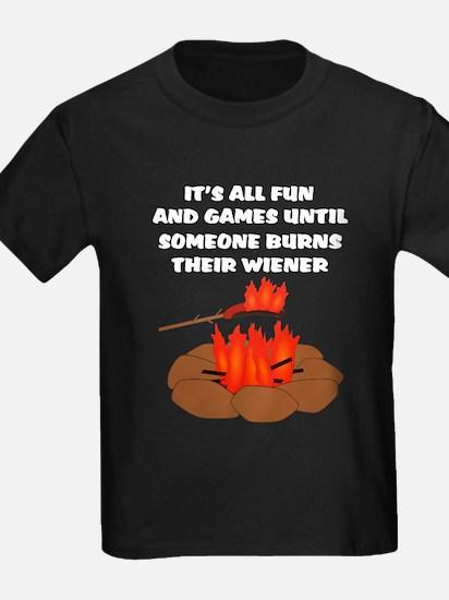 Someone Burns Wiener T